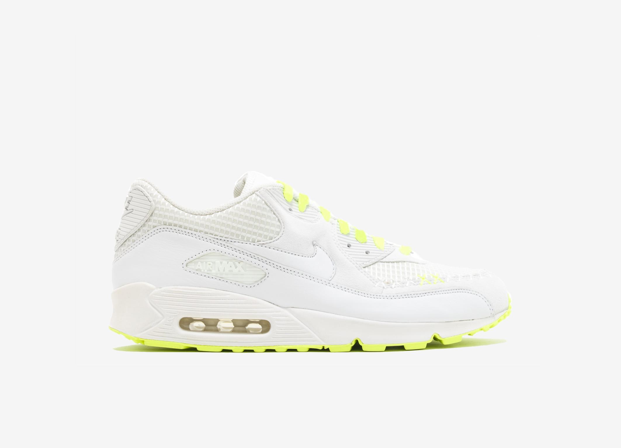 Nike x Kaws Air Max 90 WhiteVolt (346115 111)