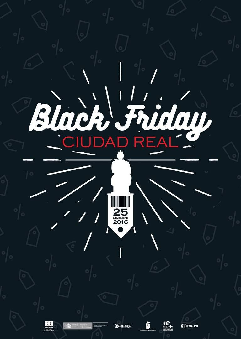 """Los comercios de Ciudad Real se suman al """"Black Friday"""" para incentivar las compras"""