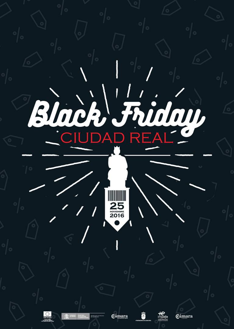 """Un centenar de comercios de Ciudad Real ofrecerán descuentos especiales en el """"Black Friday"""""""