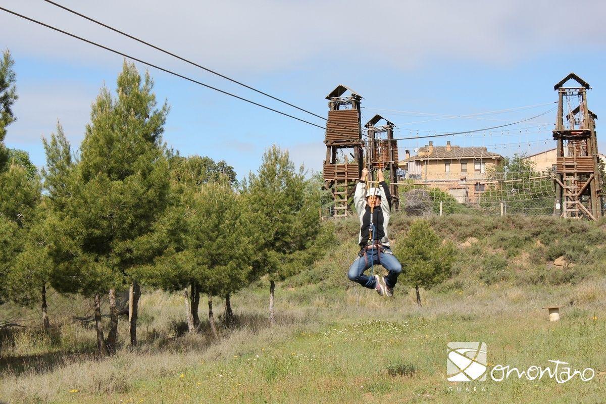 Parque de Aventura Los Palomares