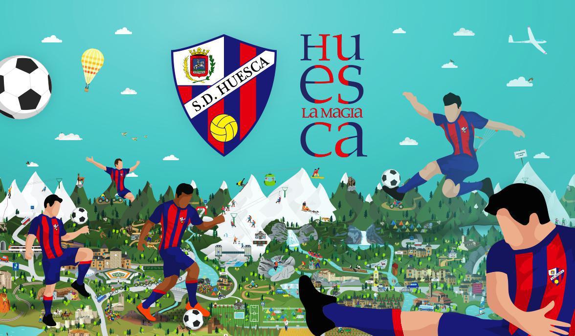 Sorteo de Entradas SD Huesca Vs FC Barcelona