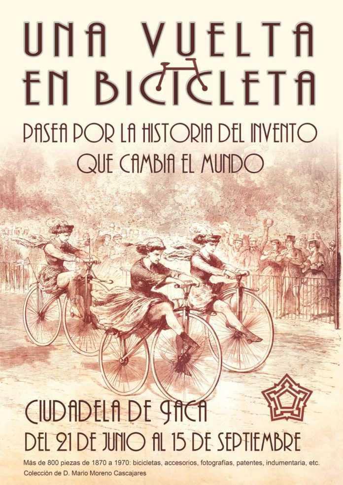 Una vuelta en bicicleta. Pasea por la historia de este invento, en Jaca (Huesca)