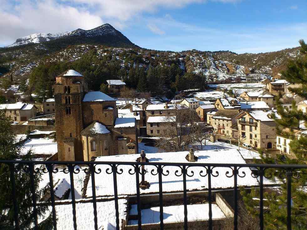 ☃️❄️ Los 10 Pueblos más bonitos de Huesca para conocer en Invierno