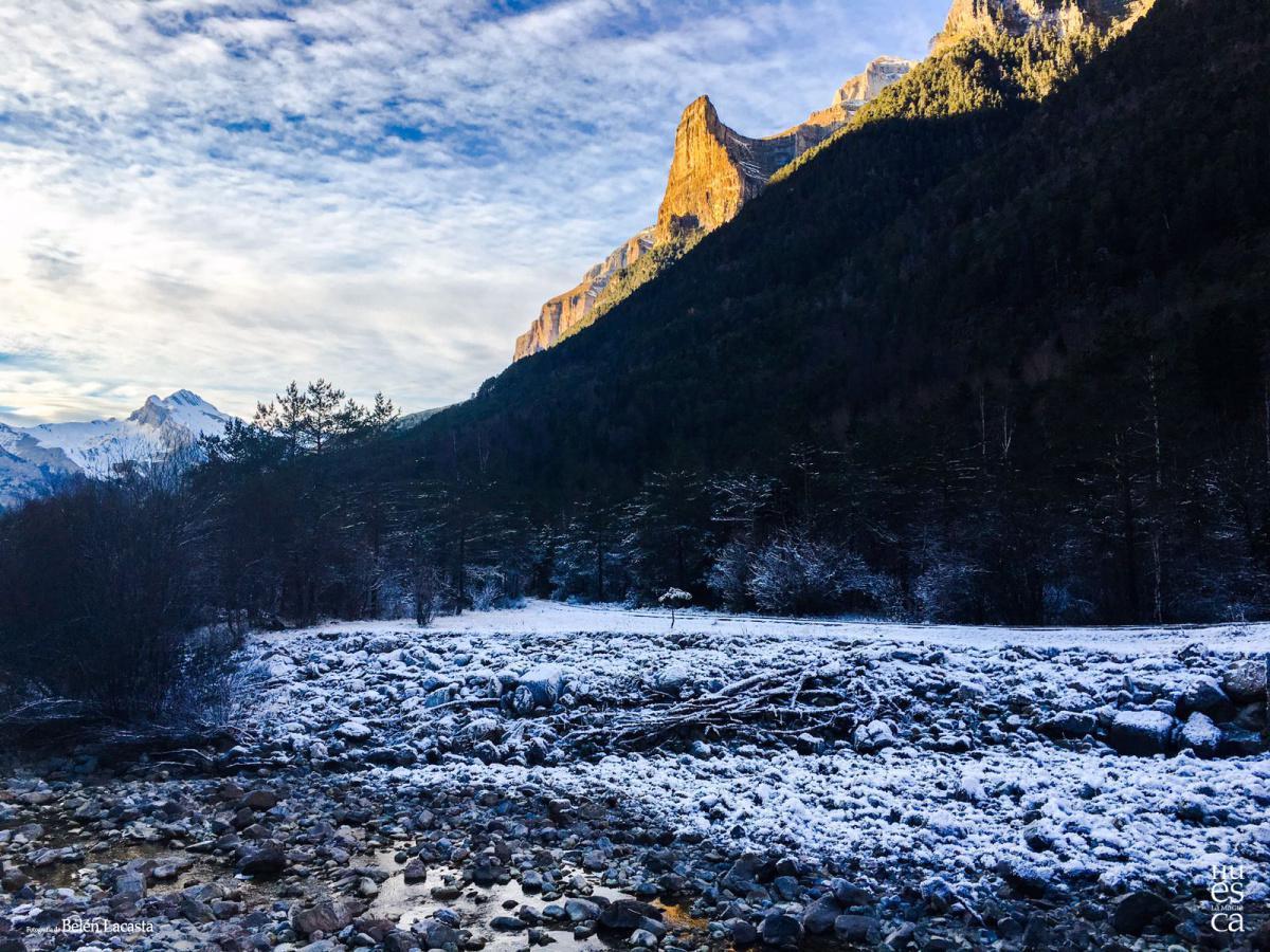 3 lugares en Huesca declarados Patrimonio Mundial de la Humanidad que debes visitar estas Navidades! 🎄✨