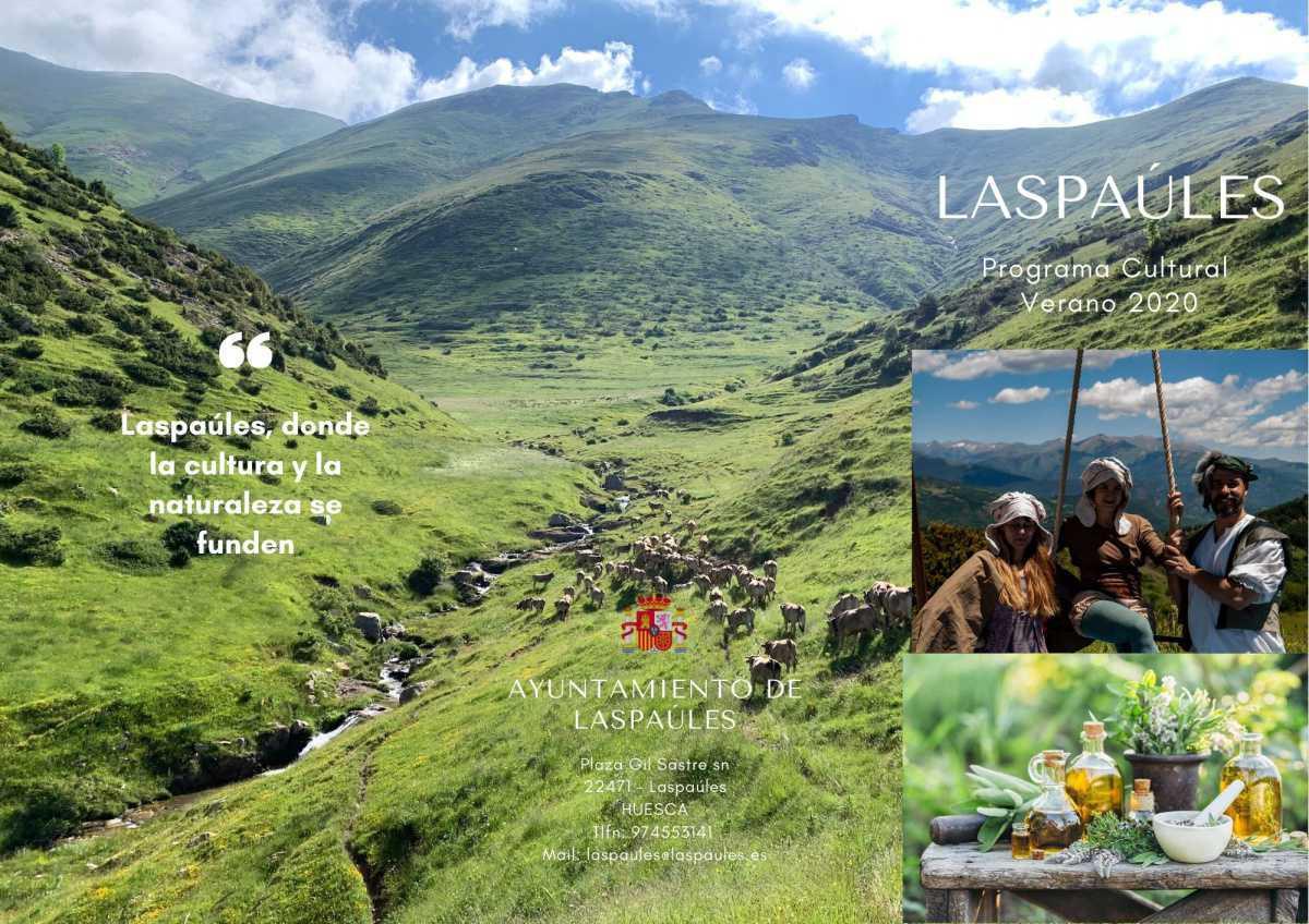 Programación Cultural en Laspaúles (Huesca)