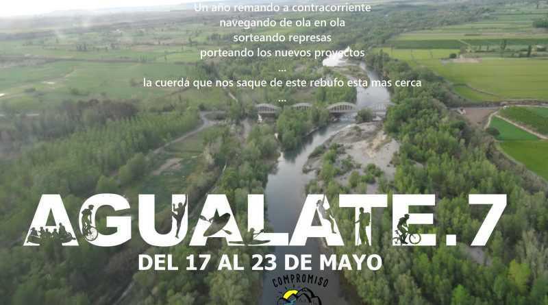 Semana del Río: Agualate.7 en Albalate de Cinca (Huesca)