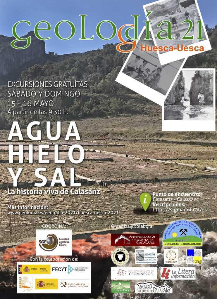 Excursiones: Agua Hielo y Sal La Historia Viva de Calasanz, Calasanz (Huesca)