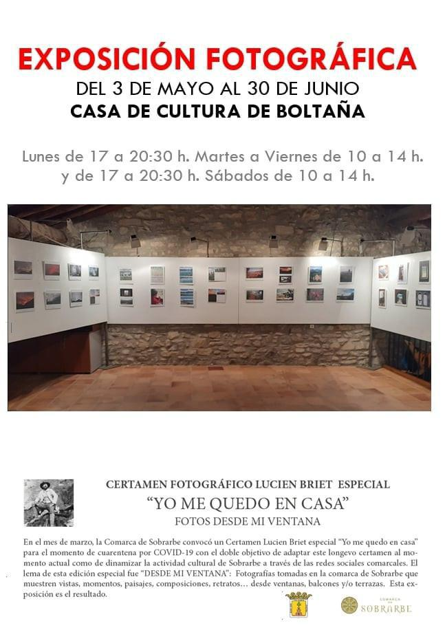 Exposición fotográfica - Casa de la Cultura (Boltaña)
