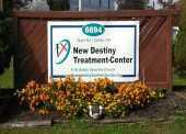 New Destiny Treatment Center Chapel