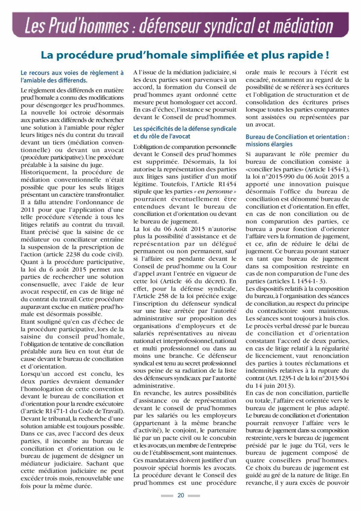 CFTC Mag n°40