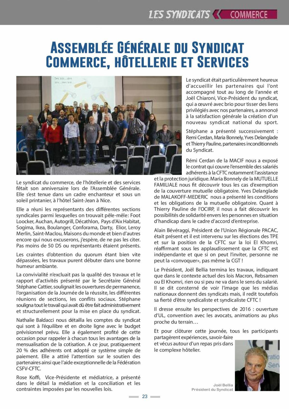 CFTC Mag n°38