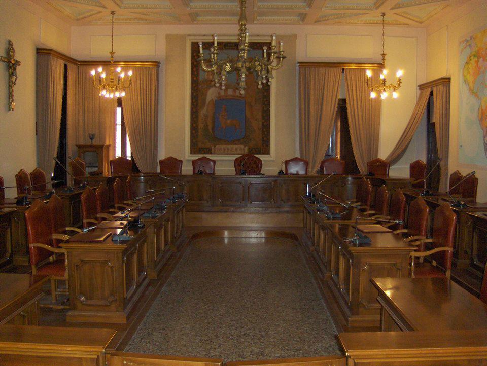 16/05/2019 - Consiglio Comunale URGENTE
