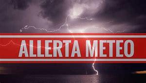 Allerta meteo 25/10/2019 - Scuole chiuse