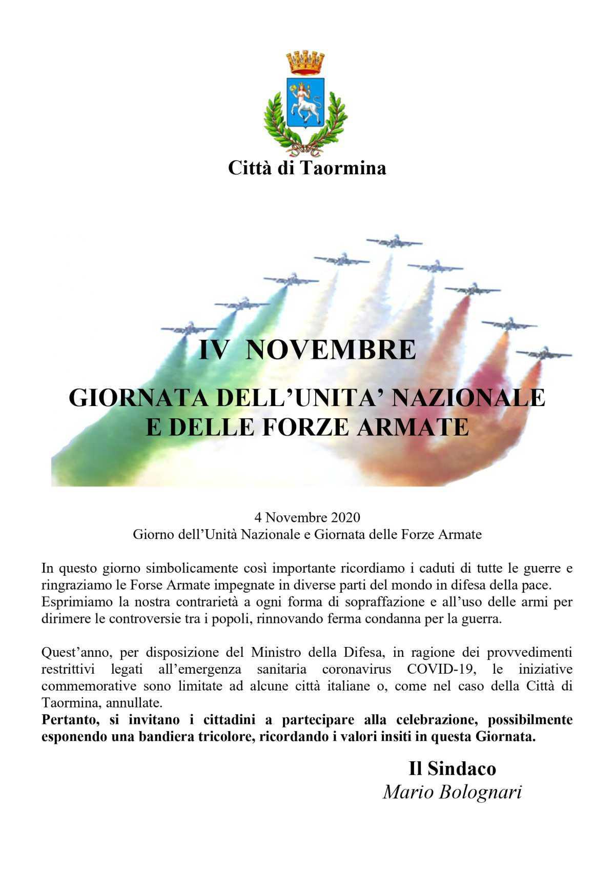 IV Novembre -
