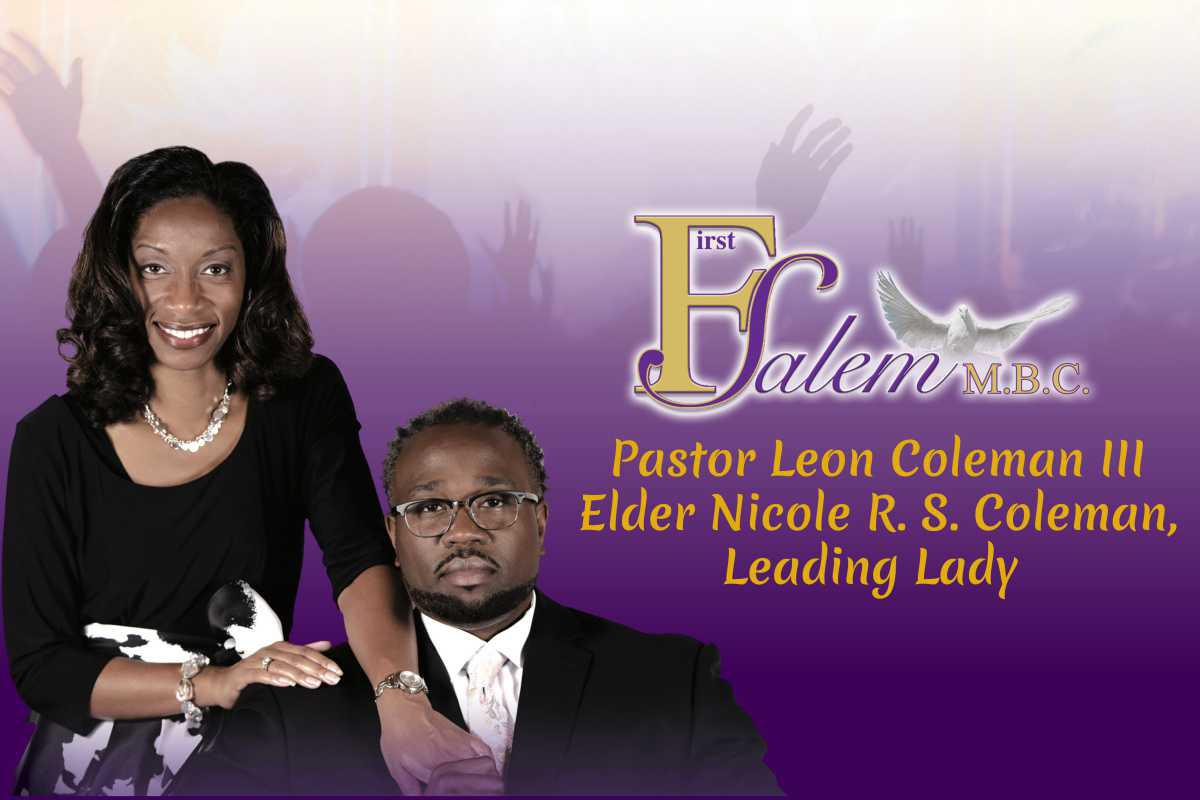 Meet Our Pastor and Leading Lady
