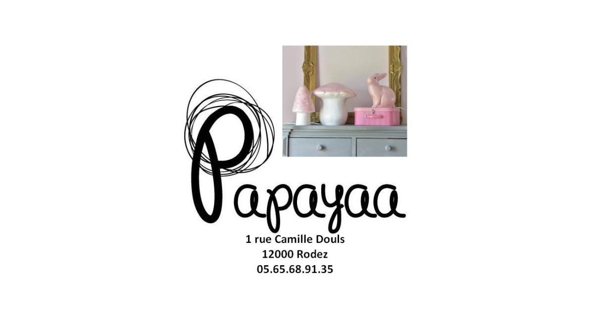 Une nouvelle adresse pour collecter des points : PAPAYAA