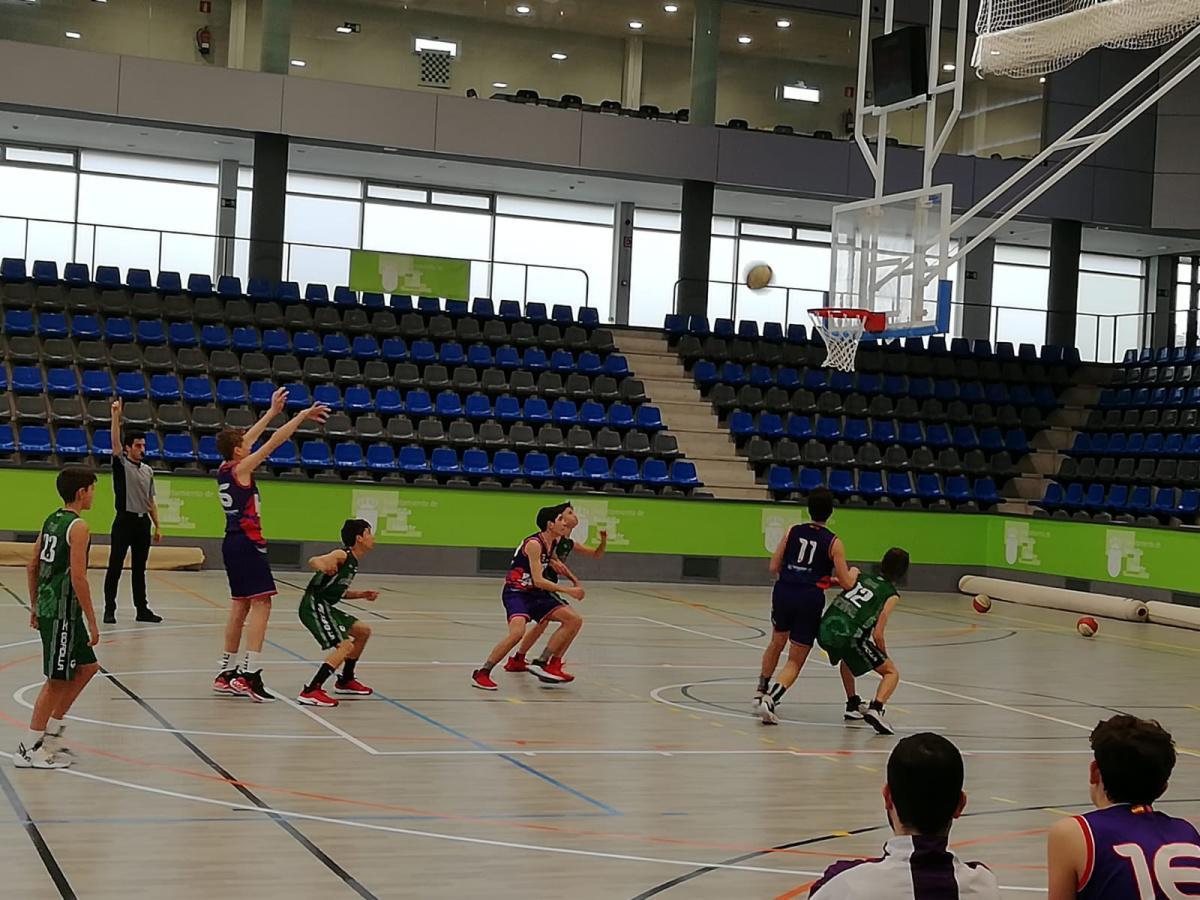 Afrontar el reto, objetivo del Infantil Masculino Especial en la próxima jornada decisiva contra Alcorcon