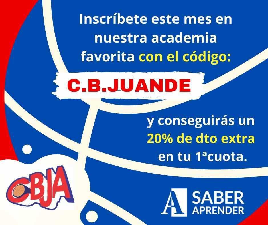 """Saber Aprender"" nuevo colaborador CBJA"