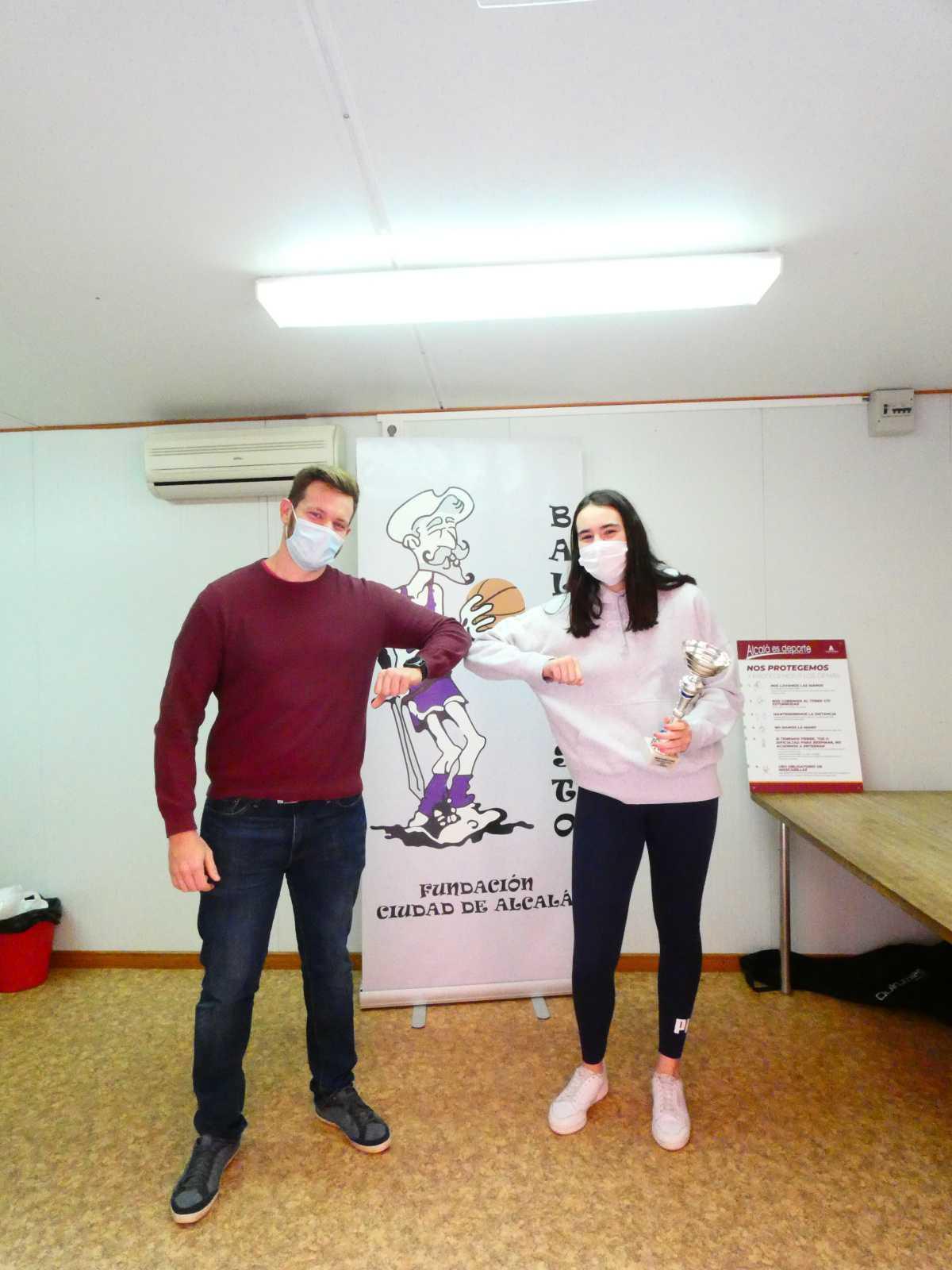 Entrega de Trofeos Canasta Solidaria