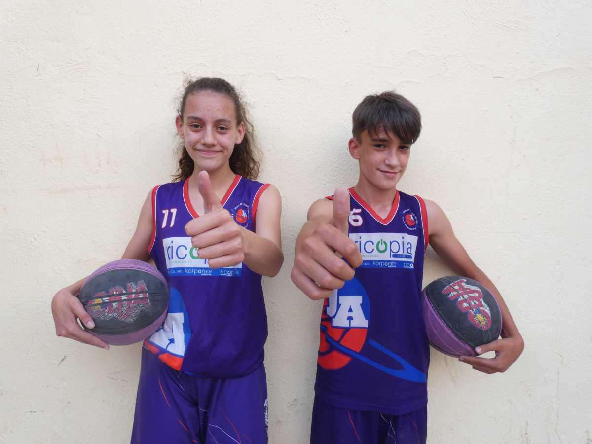 Amanda y Salas, al Campeonato de España