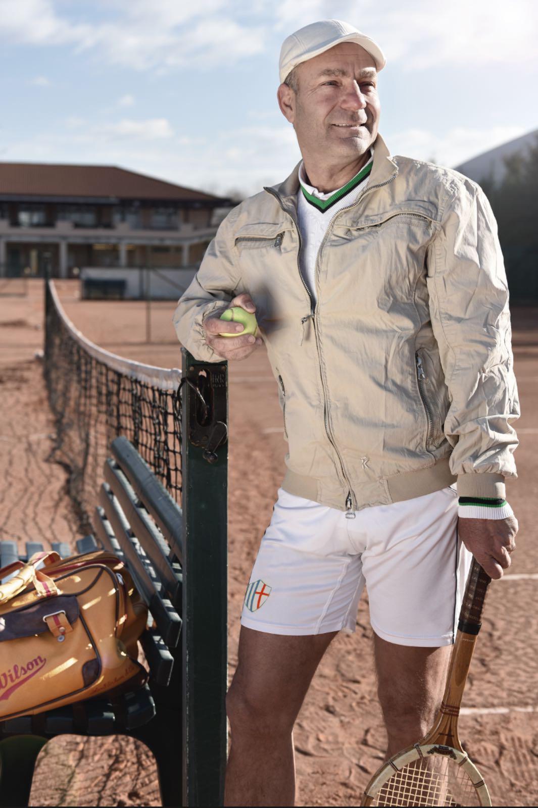 Umberto Bedolo Maestro Nazionale FIT, Istruttore di Cardio Tennis PTR