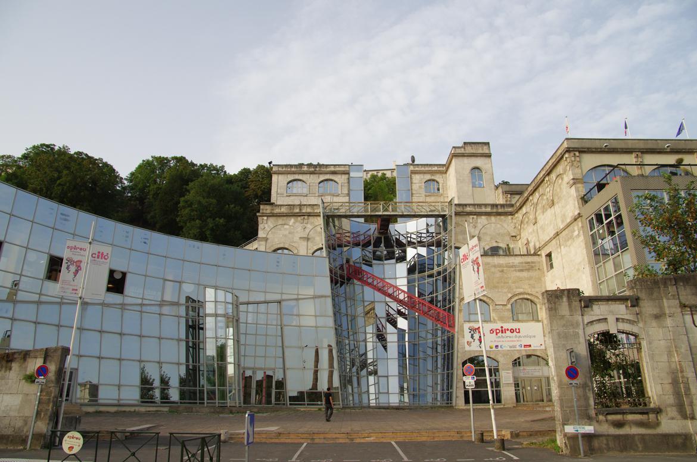 Bibliothèque de la Cité