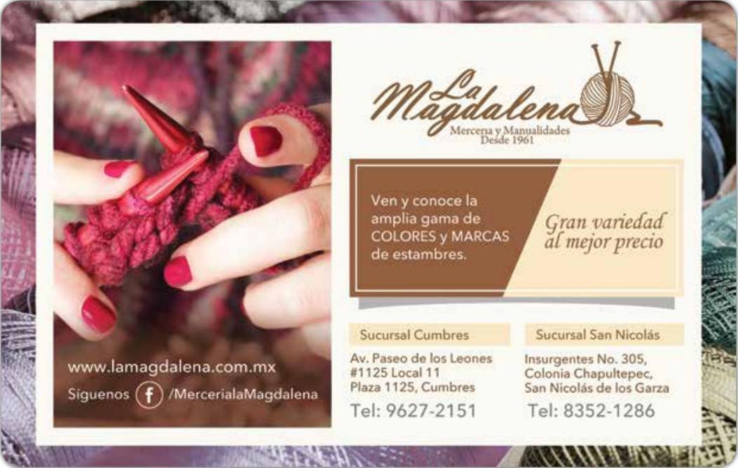 La Magdalena Merceria y Manualidades