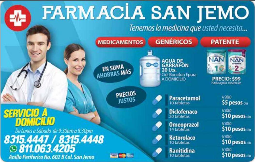 Farmacia San Jemo