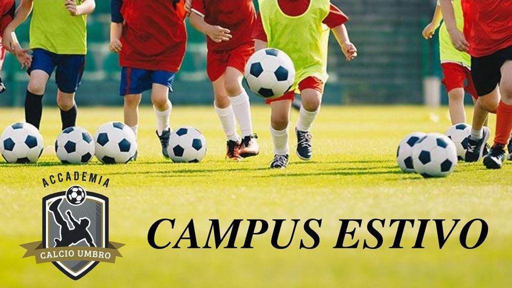 Campus Estivo - Accademia Calcio Umbro