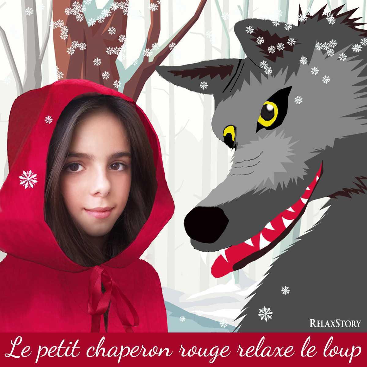 CONTE RELAXANT - Le petit chaperon rouge relaxe le loup : 15 mn