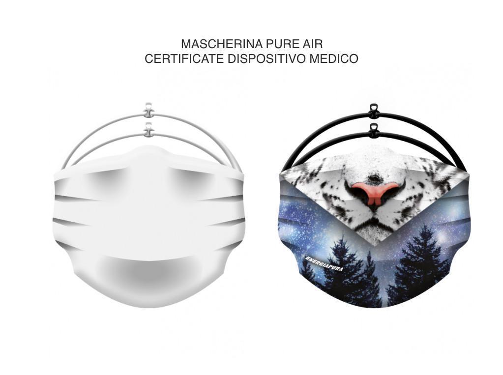 Mascherine Pure Air