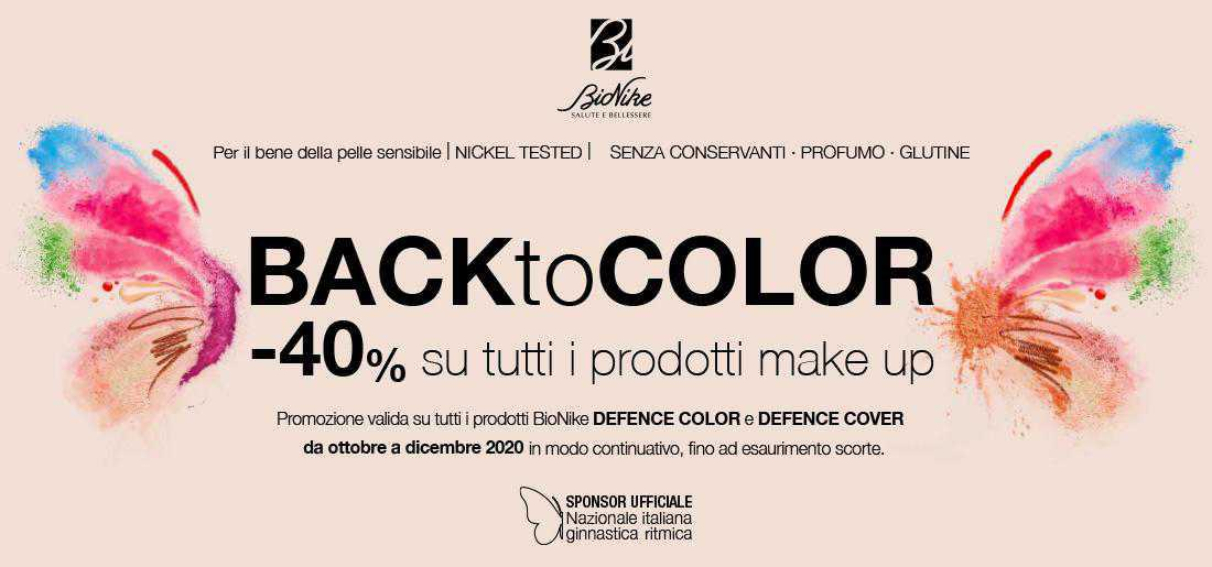 Back to Color Bionike