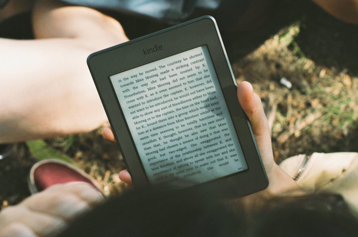 Why I changed my e-reader tablet