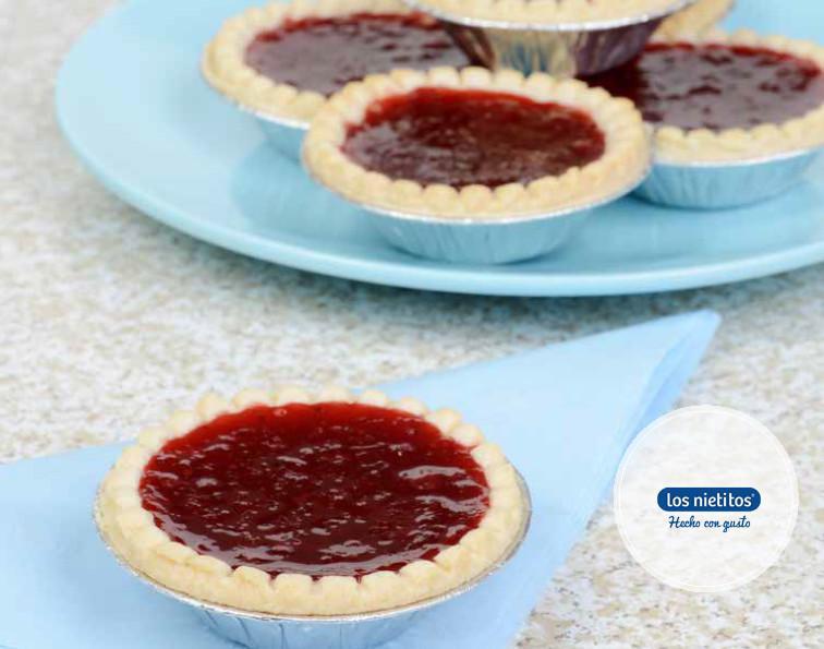 Los Nietitos te sugiere: Falsos cupcakes de dulce de membrillo