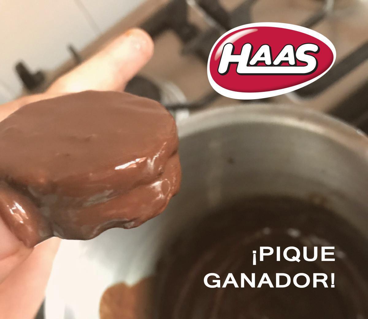 ¡UN PIQUE HAAS! - MINI ALFAJORES DE ARROZ