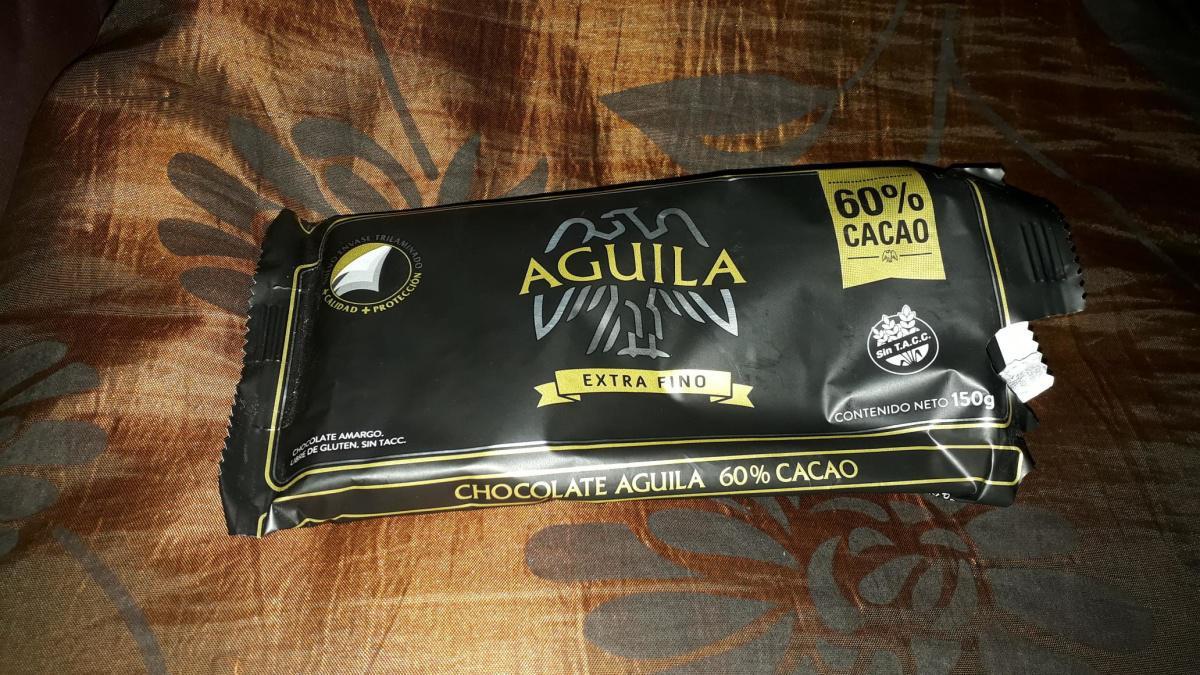 Pique de chocolate amargo