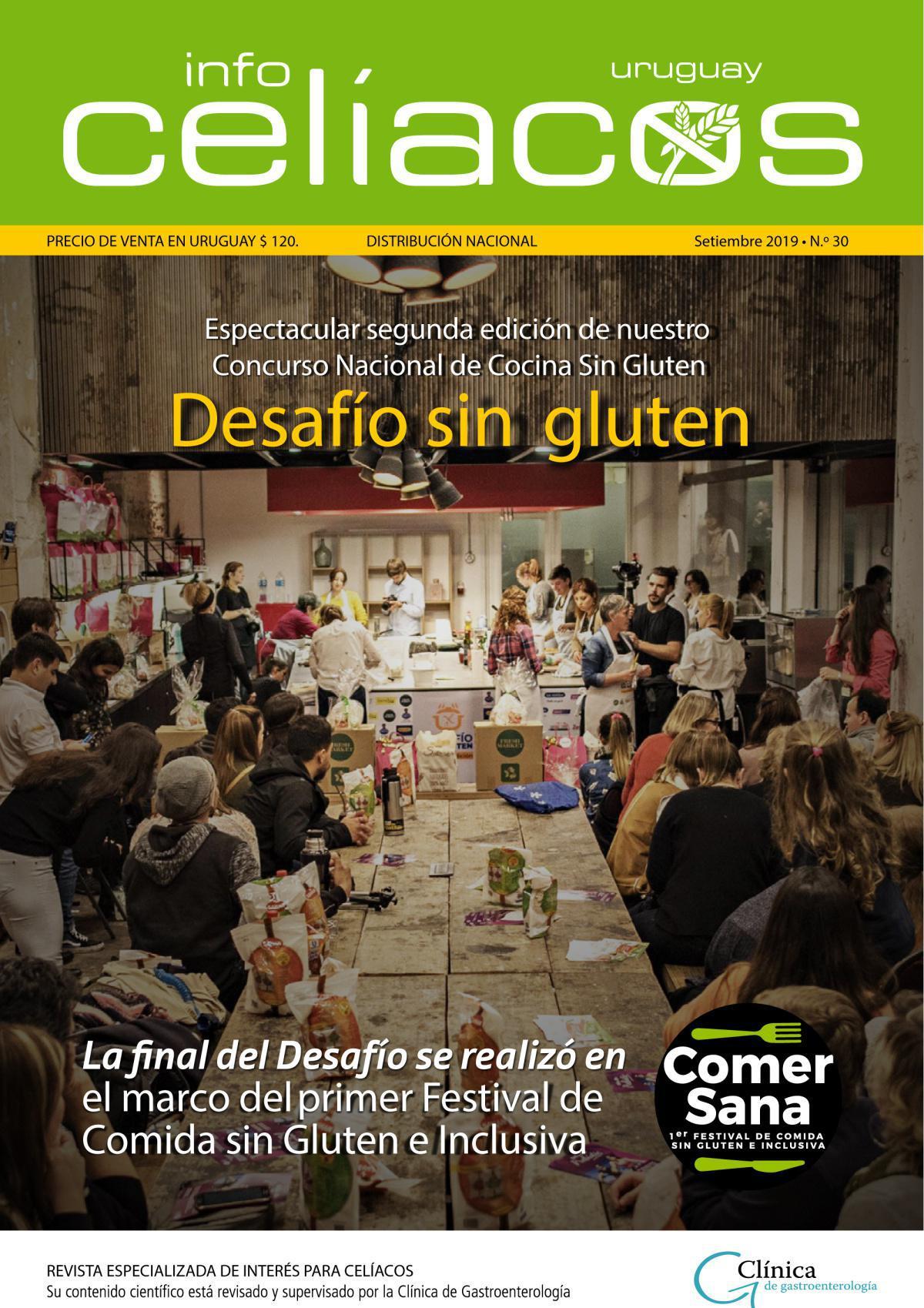 Revista INFOCELÍACOS - SETIEMBRE 2019