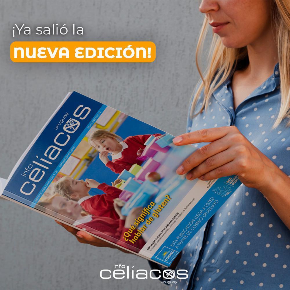 Revista Infoceliacos Marzo