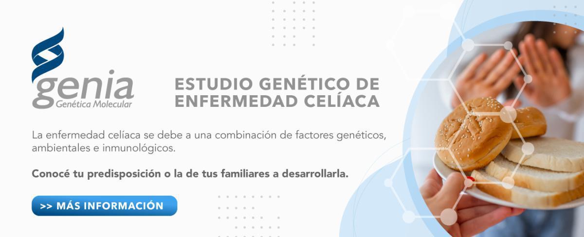 Estudio de Predisposición Genética a Enfermedad Celíaca