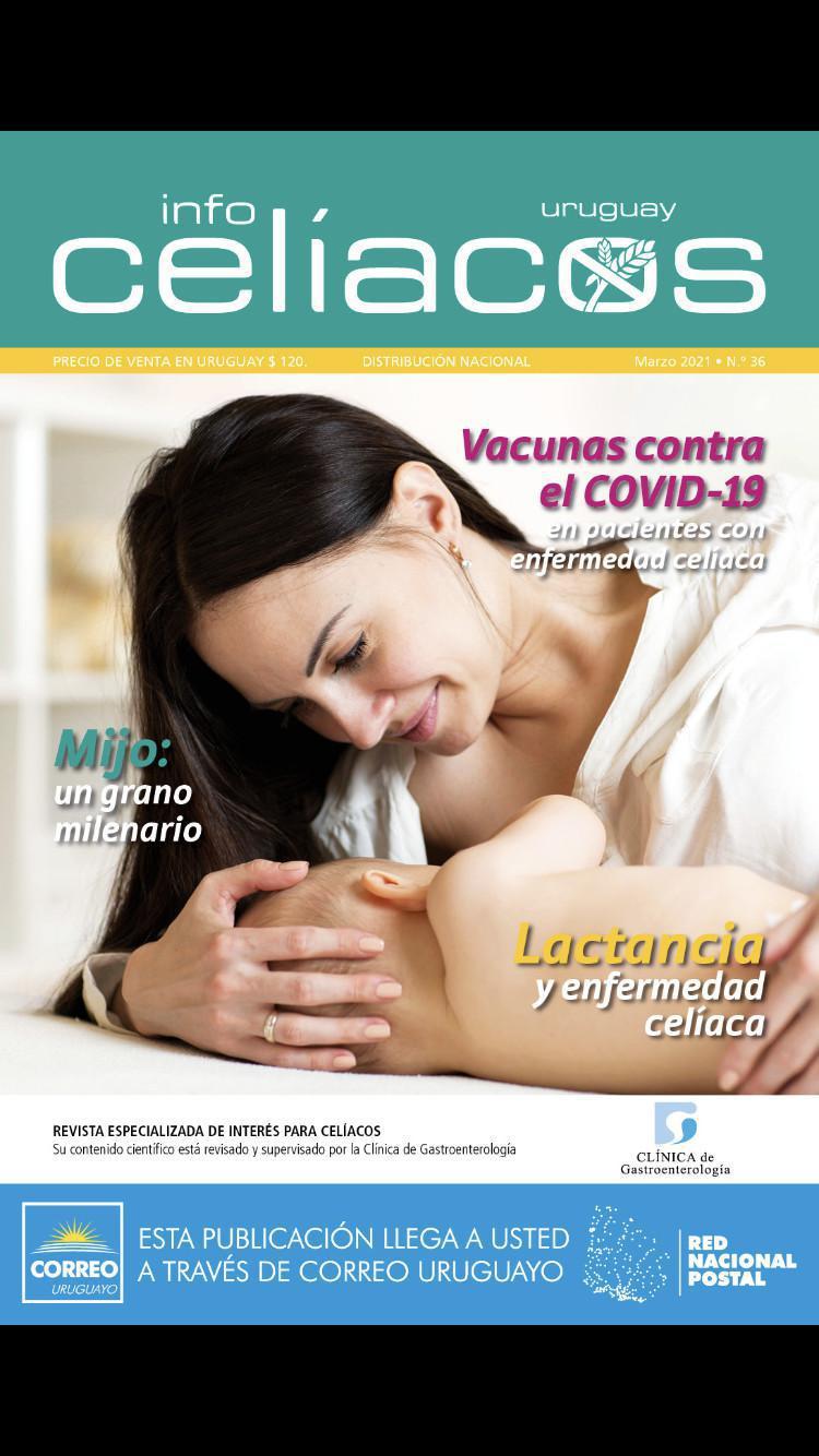 Revista InfoCeliacos Marzo 2021