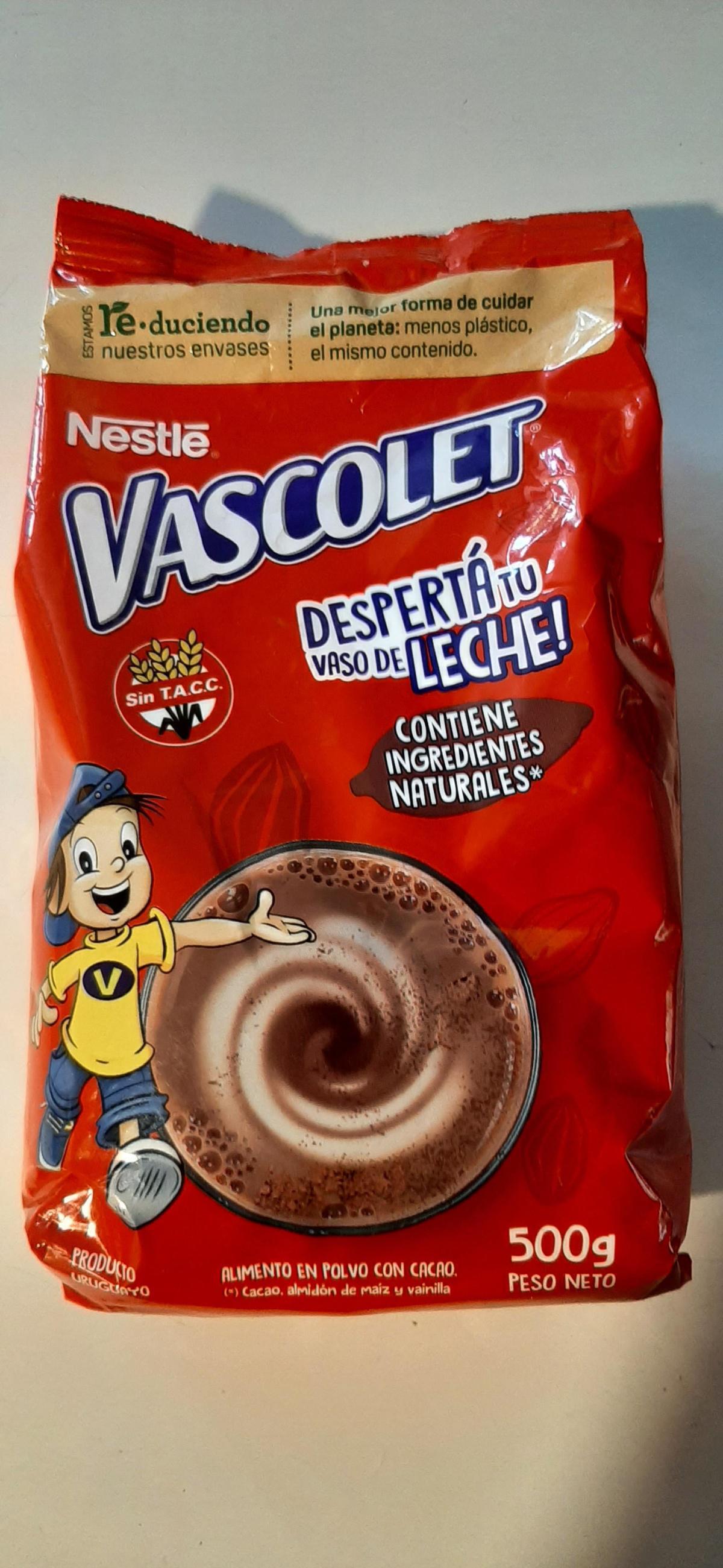 Salió Vascolet sin TACC.