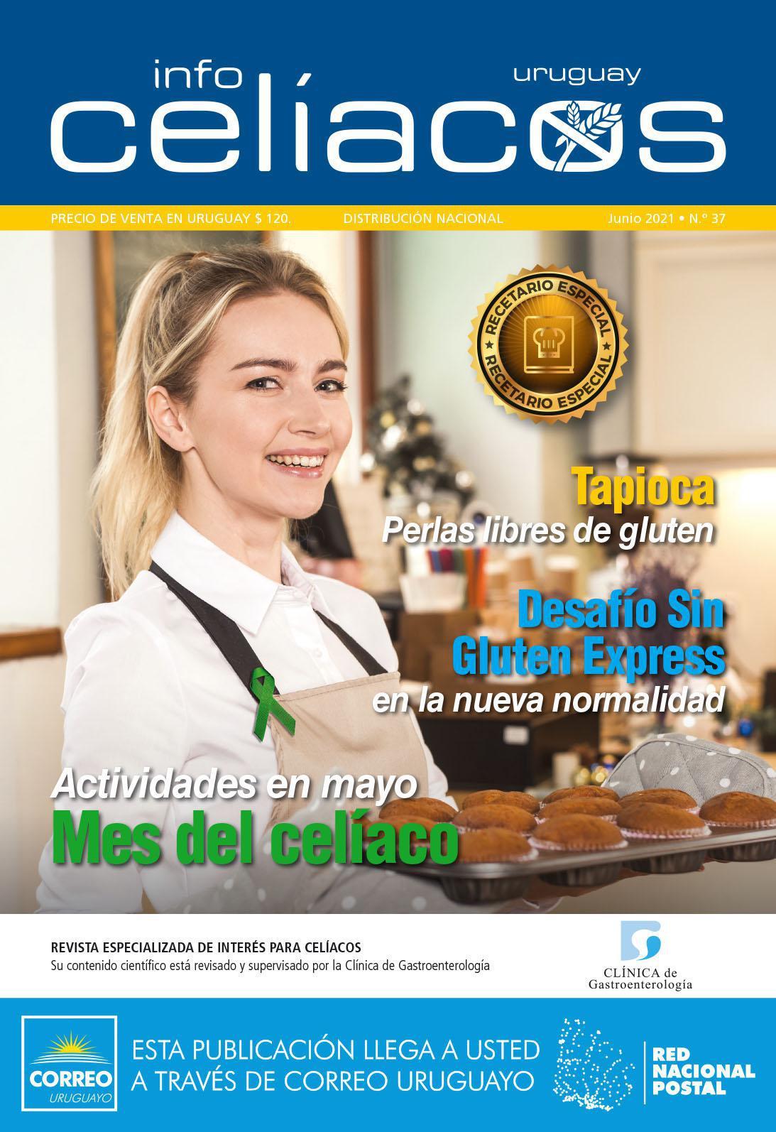 Revista InfoCelíacos edición Junio 2021