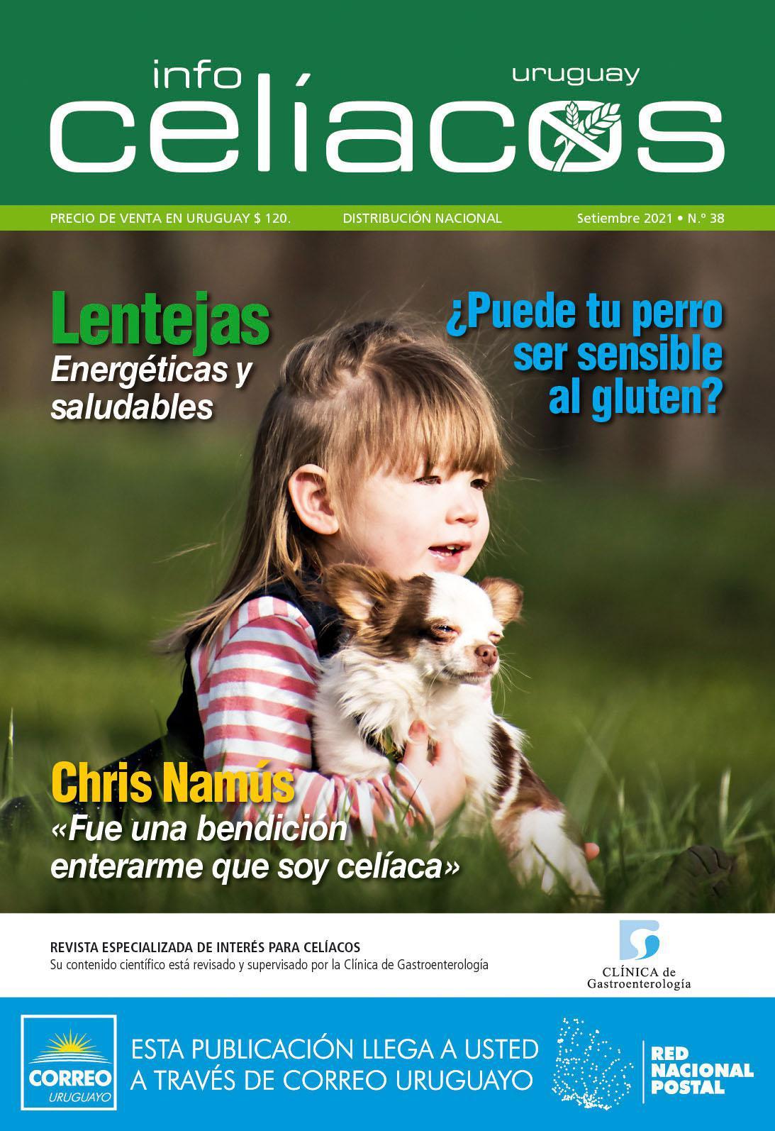 Revista InfoCelíacos edición septiembre 2021