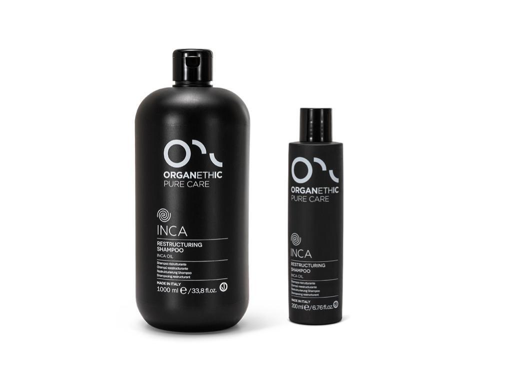 Restructuring Shampoo Inca