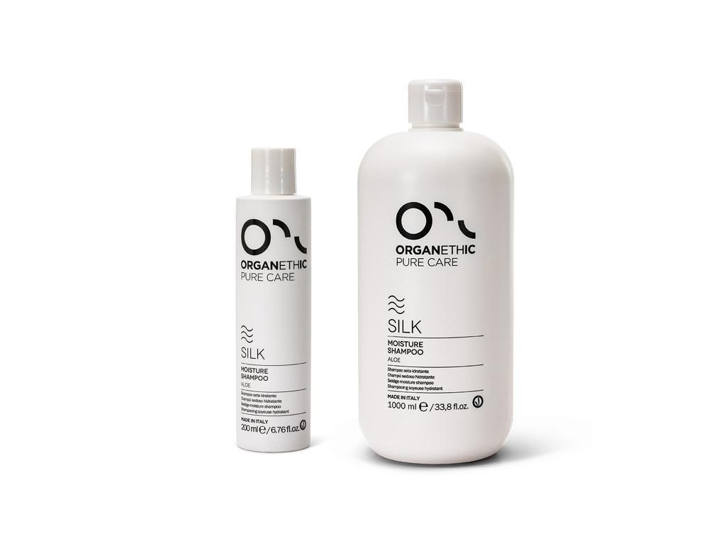 Silk Moisture Shampoo
