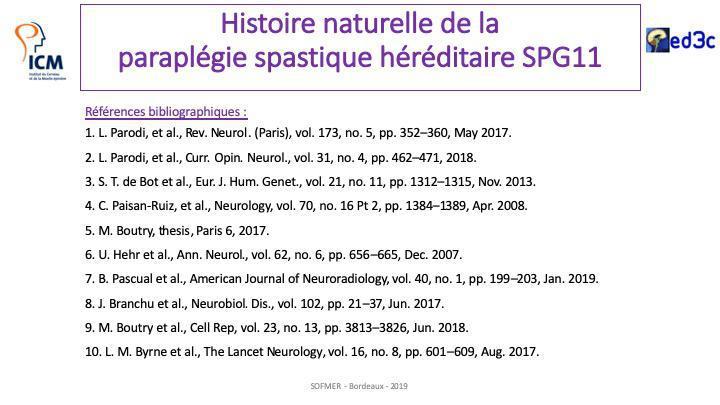 Bourse de Recherche SOFMER - Lauréate 2019 - Pauline LALLEMANT-DUDEK