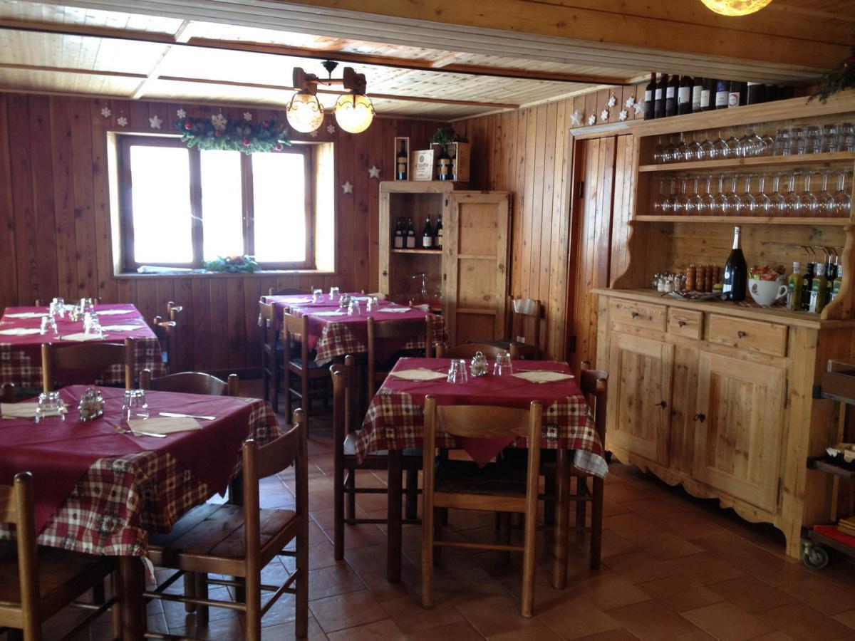 Hut/Restourant La Baita - Alagna Valsesia