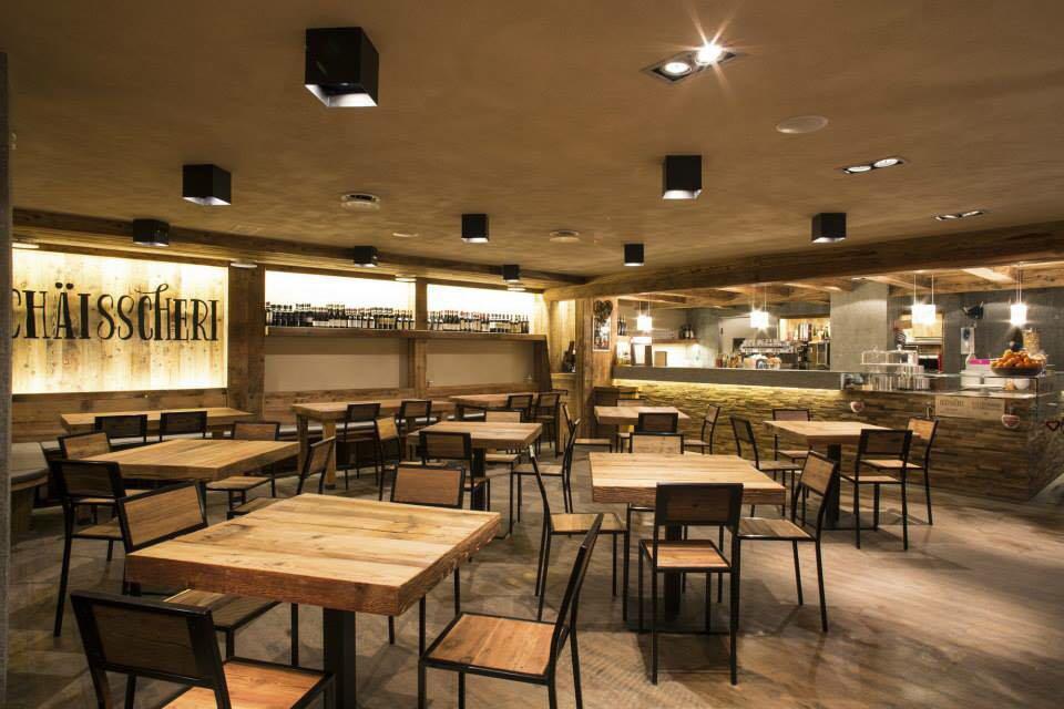 Bar/Restaurant Chaisscheri - Alagna Valsesia