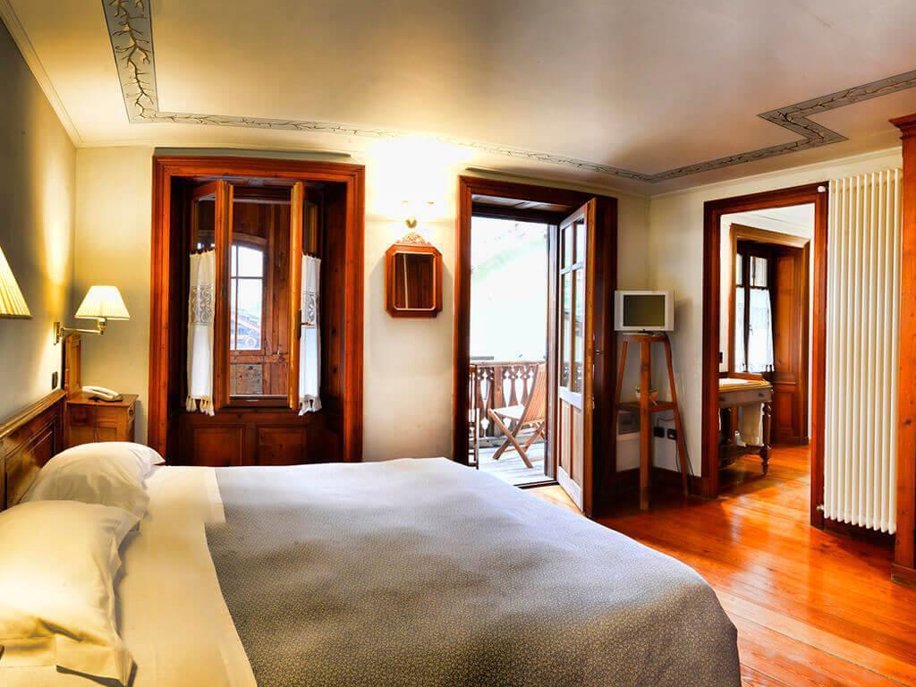 Hotel/Restourant Montagna di Luce **** - Alagna Valsesia