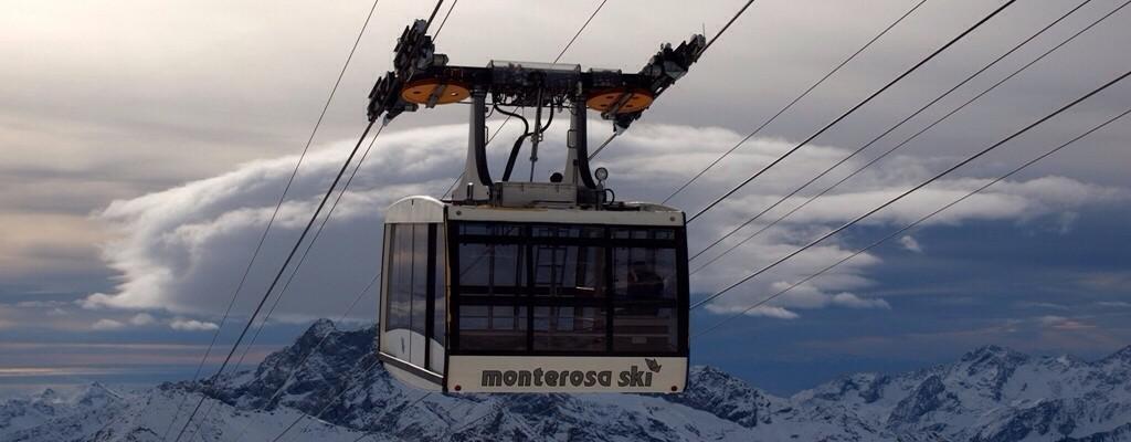 Gli Impianti Monterosa Ski